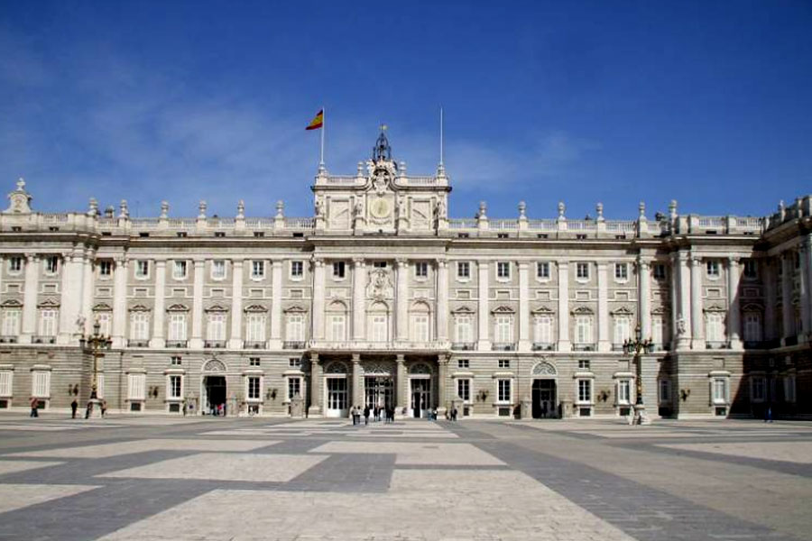 Royal Palace Madridfacts